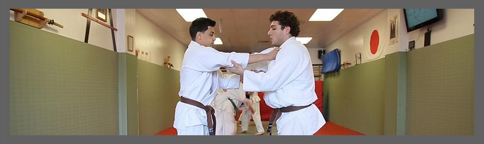 judogi-dressing