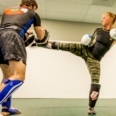 Kickboxing Program at Summit County Jiu Jitsu, Frisco, CO