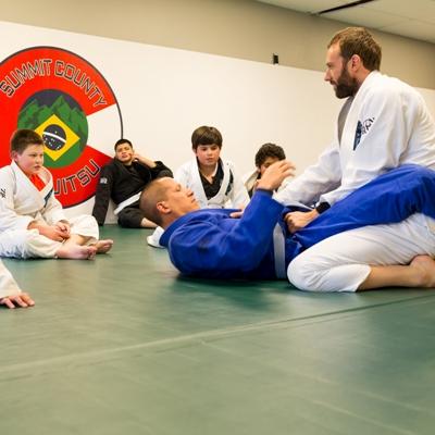 Kids Martial Arts Program at Summit County Jiu Jitsu, Frisco, CO
