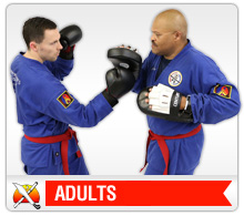 adult martial art classes tacoma