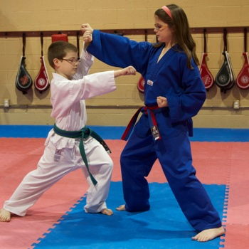 childrens martial art classes
