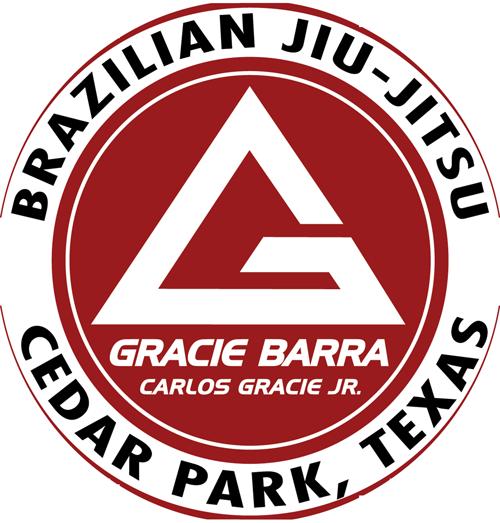 Gracie Barra Cedar Park Logo