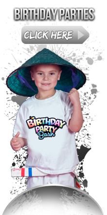 Martial Arts Birthday Parties