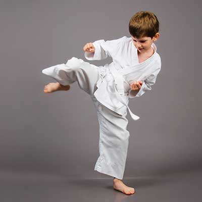Kids Martial Arts Program at Spirit TKD LTD, Hertfordshire, UK