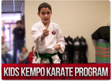 Kids Kempo Program
