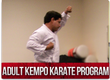 Adult Kempo Program