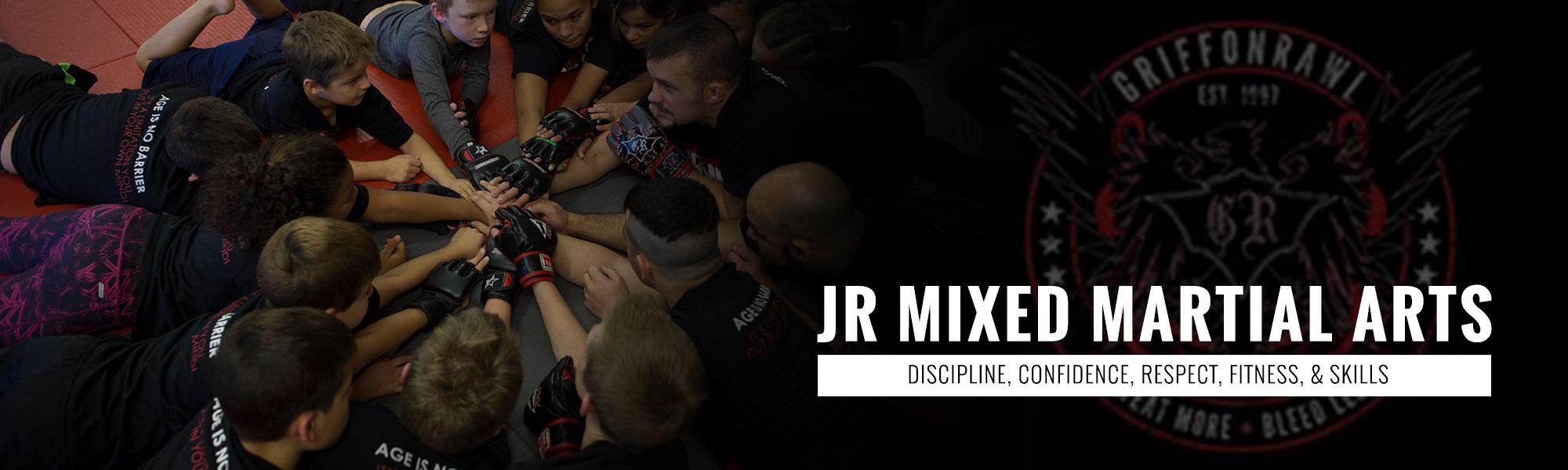 Junior Mixed Martial Arts