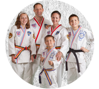 family and kids martial arts programs