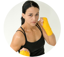 fitness kick box weight loss fun