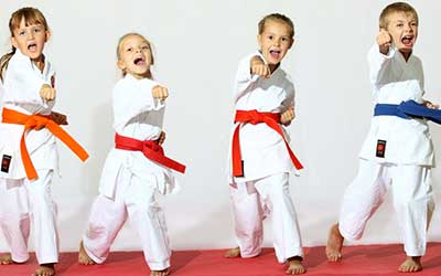davis' taekwondo's junior program