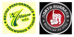 Logo of Metro Taekwondo Studio,Burnaby, BC