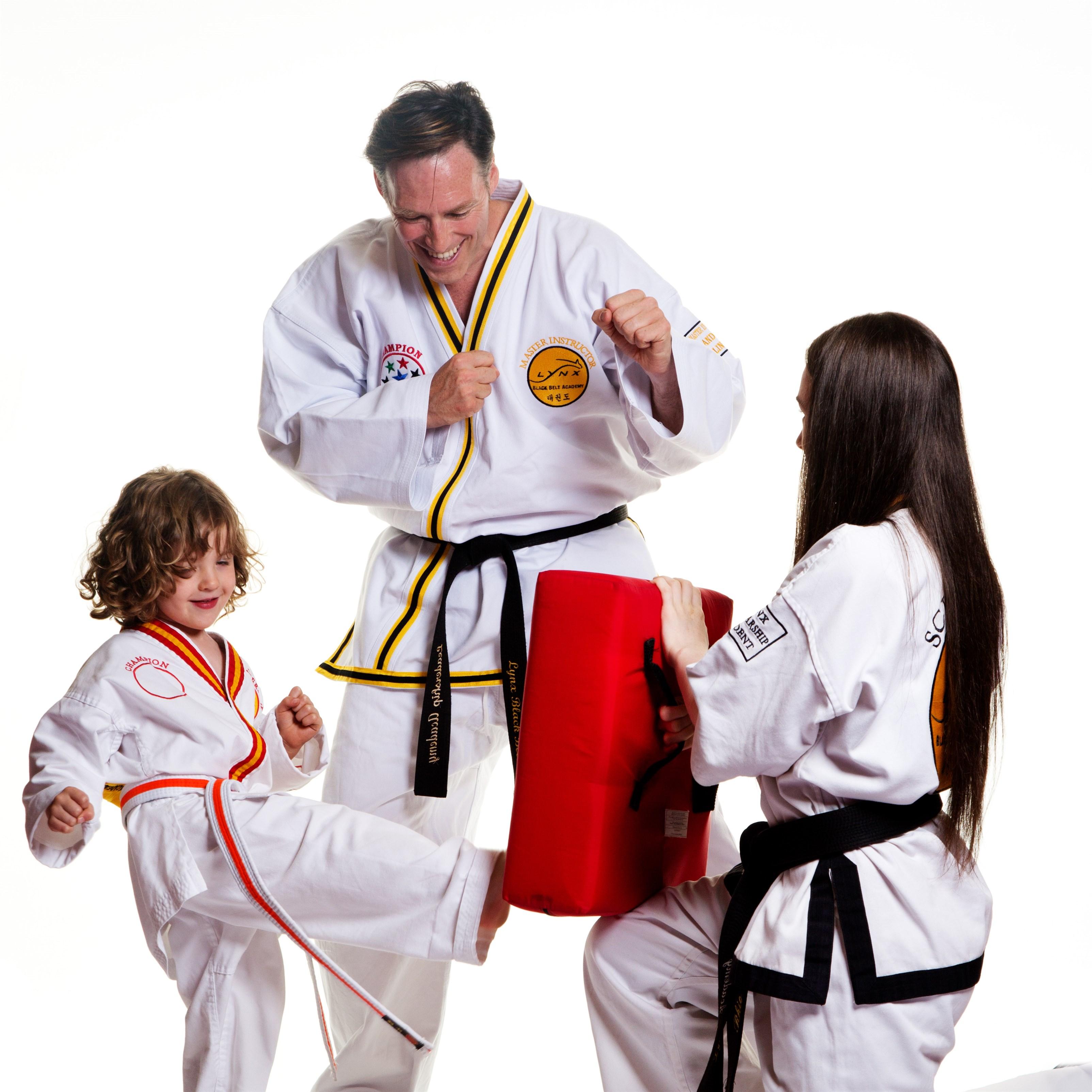 Children's Program at Lynx Black Belt Leadership Academy, Retford