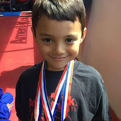 Kids Martial Arts Program at Amerikick North Penn, Lansdale