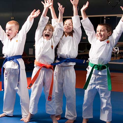 Kids Taekwondo Program at Mountain View Karate, Scottsdale, AZ