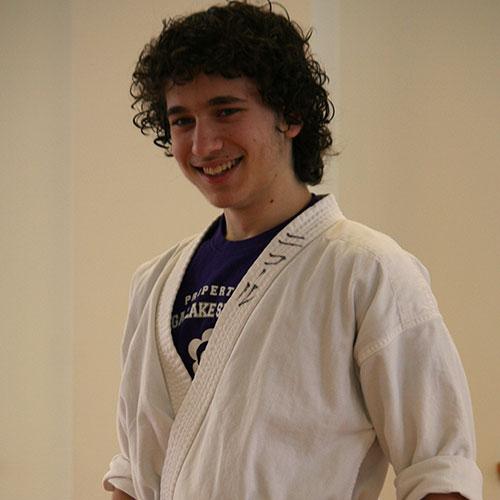 Teens Karate Program at Cayuga Lake Seido Karate, Lansing, NY