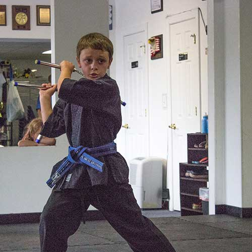 KIDS program, grand slam martial arts, rustburg, va