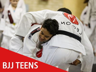 teens bjj in perth