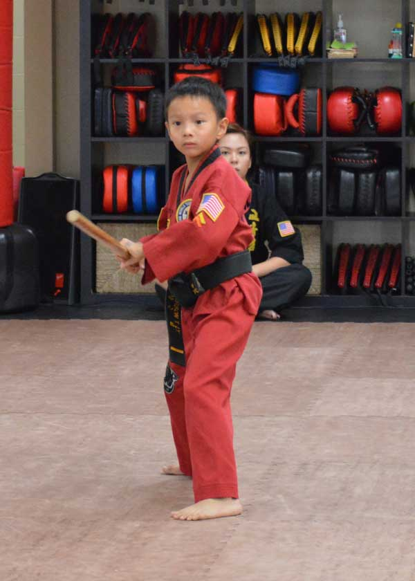 Kids Hapkido at Legacy Martial Arts Training