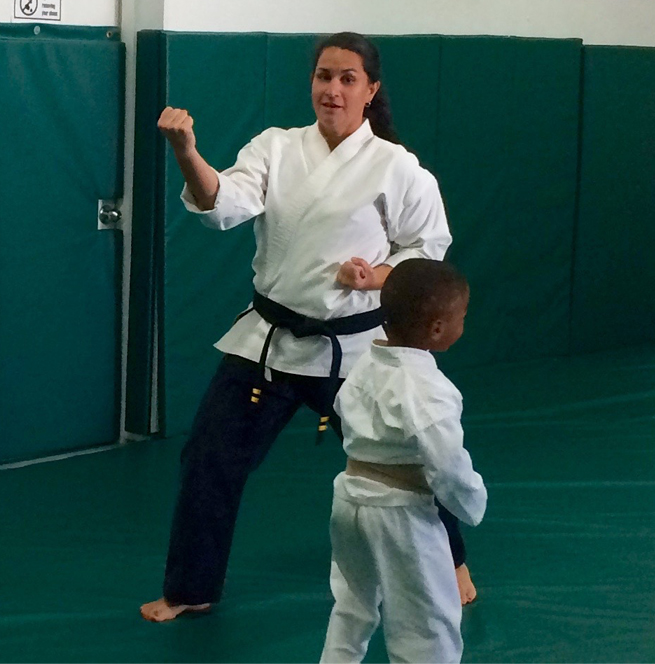 Aubrey Odom, instructor of Norfolk Karate Academy / Gracie Jiu-Jitsu Norfolk<br>, Norfolk, VA