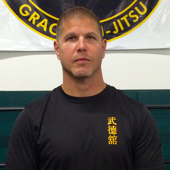 Mark Ammerman, instructor of Norfolk Karate Academy / Gracie Jiu-Jitsu Norfolk<br>, Norfolk, VA