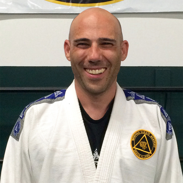Mike Scully, instructor of Norfolk Karate Academy / Gracie Jiu-Jitsu Norfolk<br>, Norfolk, VA