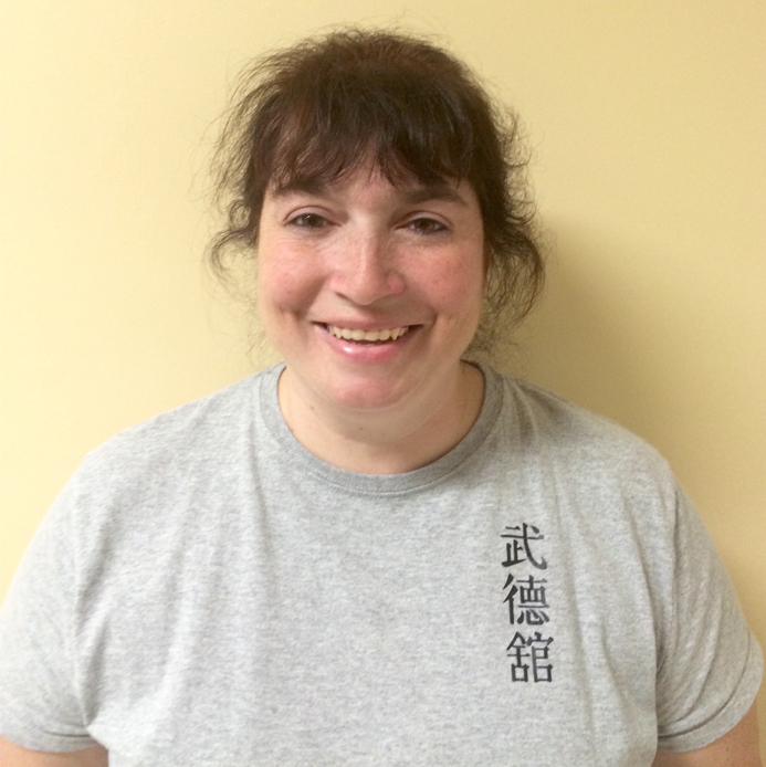 Jenn Taylor, instructor of Norfolk Karate Academy / Gracie Jiu-Jitsu Norfolk<br>, Norfolk, VA