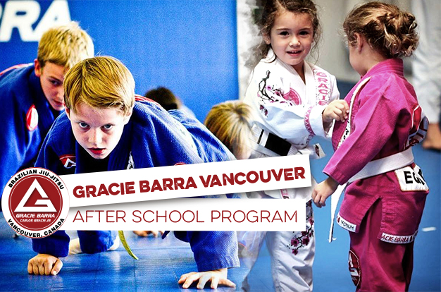 Afterschool Program at Gracie  Barra Vancouver