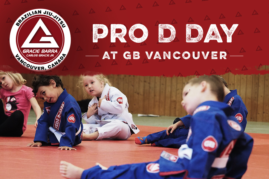 Pro D Day at GB Vancouver