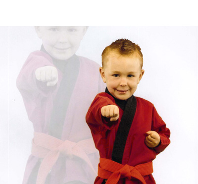Henderson Karate classes for kids ages 4 to 6