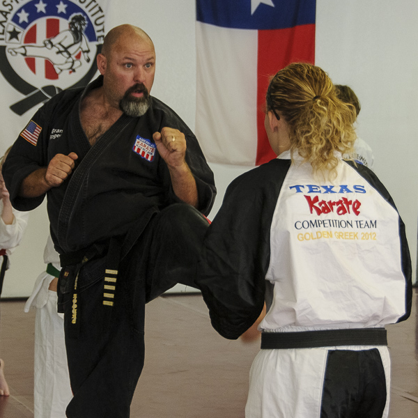 Teens Adults Program at Texas Karate Institute, Richardson, Texas