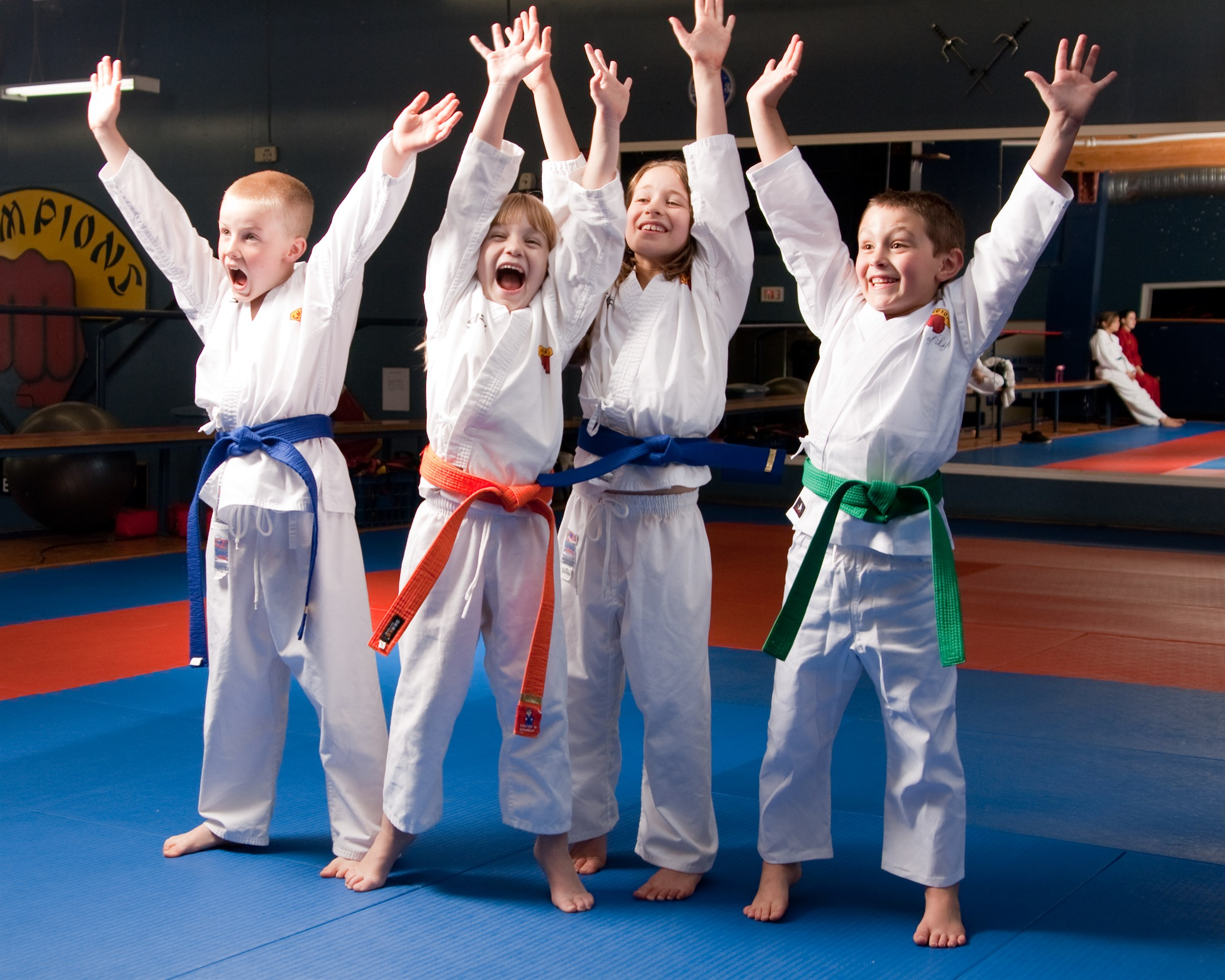Upcoming Events at Texas Karate Institute, Richardson, Texas