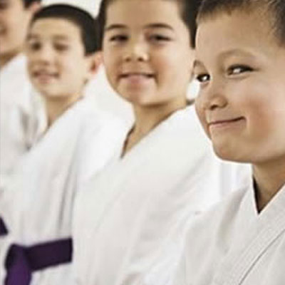 children enjoy taekwondo