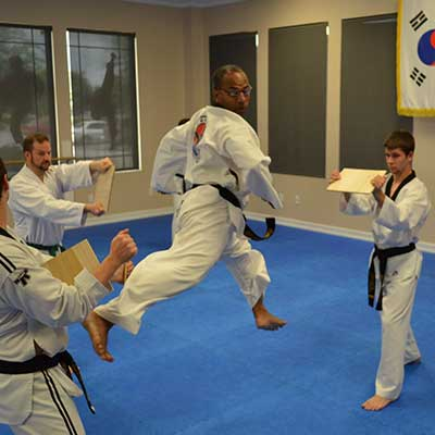 Adutls Taekwondo Program at US Tae Kwon Do, New tampa, FL