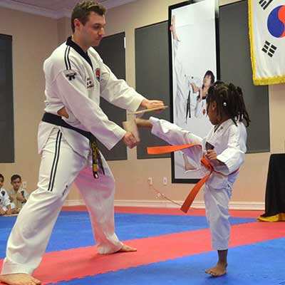 Children Martial Arts Program at US Tae Kwon Do, New tampa, FL