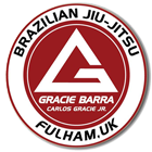 Gracie Barra Fulham Logo