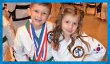 Karate for Kids in Trussville