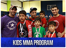 Kids Mixed Martial Art classes in Corpus Christi