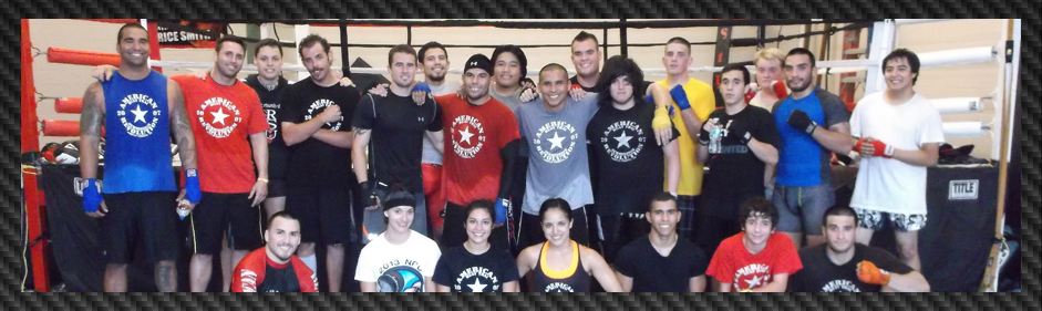 American Revolution Muay Thai And Submission Center