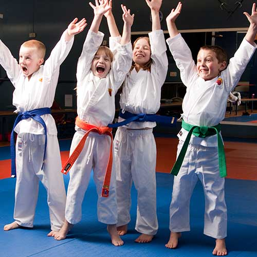 Martial Arts Program at Robinson's ATA Black Belt Academy, Pooler,GA