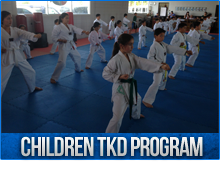 Children TKD Program