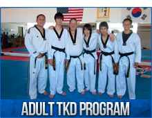 Adult TKD Program