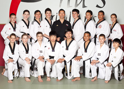 afterschool martial arts program in thornhill, Ontario