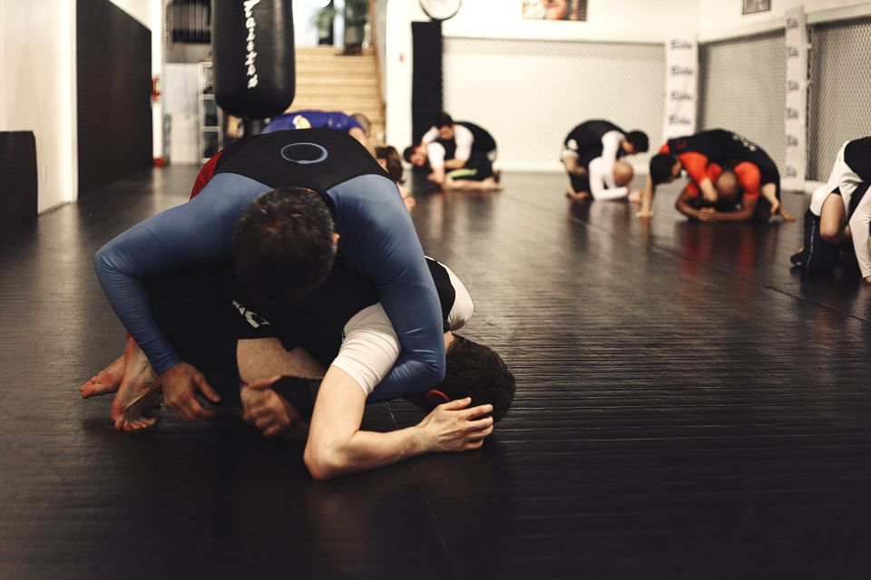 bjj classes in toronto