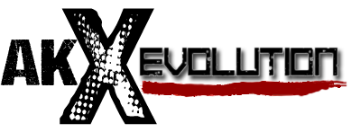 AKX evolution logo