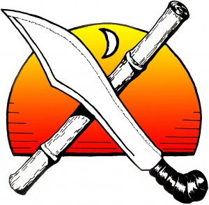 Lenderman's Academy of martial Arts logo