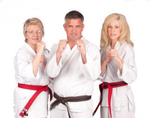 adult martial arts in tacoma