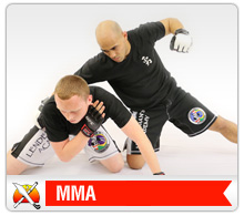 mixed martial art classes tacoma