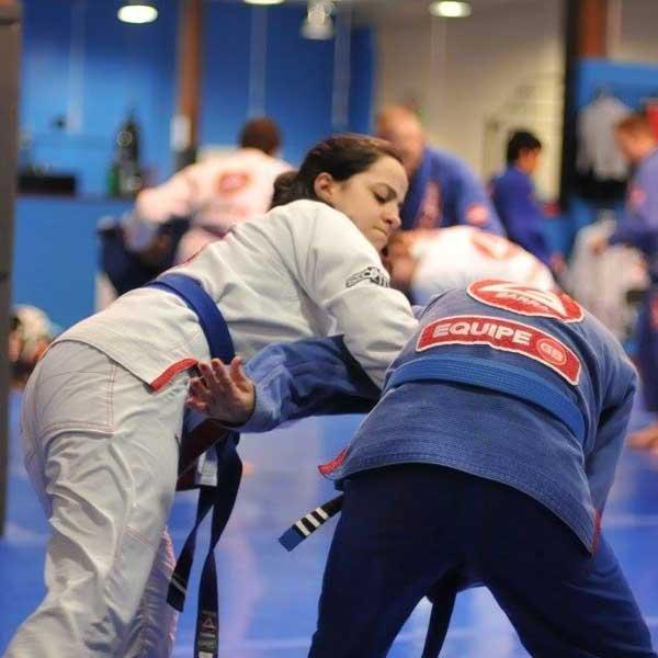 womens brazilian Jiu Jitsu classes in boston