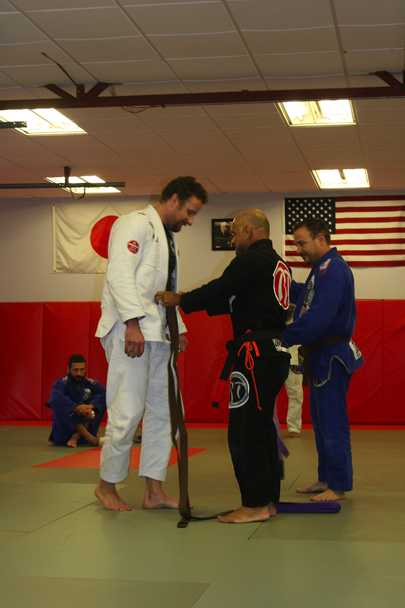 Brazilian Jiu-Jitsu Classes