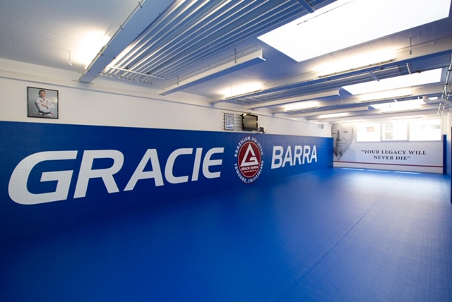 salle Gracie Barra Fribourg